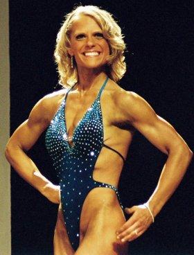 Tracy Fenske Figure Competitor