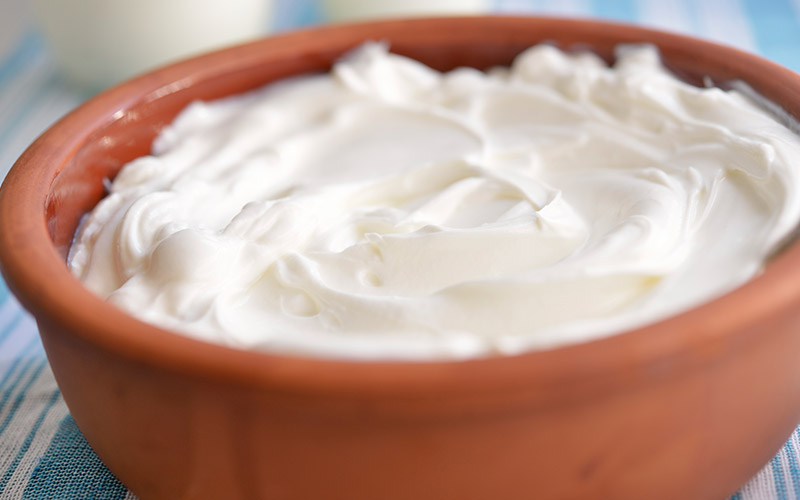5 Healthy Fat Sources You're Not Eating: Full Fat Yogurt