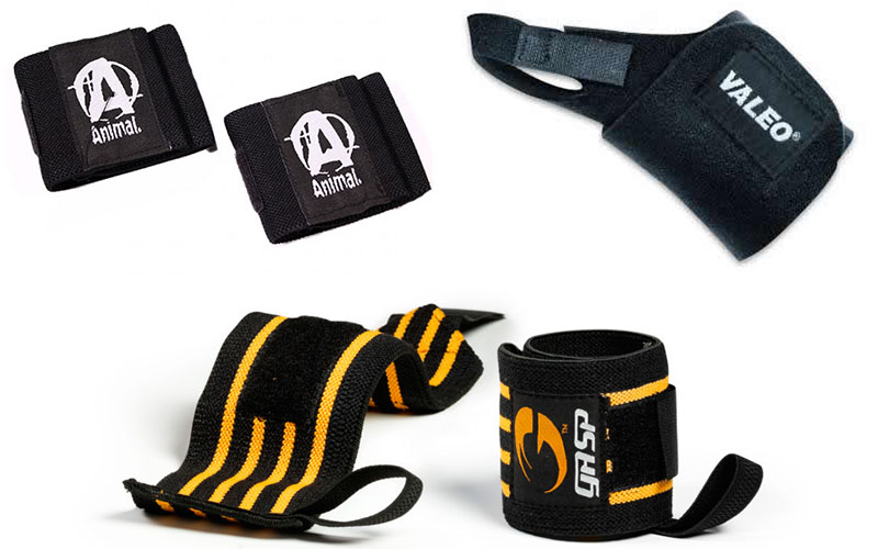 Essential Gym Accessories: Wrist Wraps