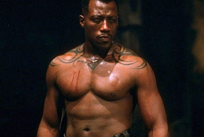 Movie Muscle The 38 Greatest Male Hollywood Physiques Of