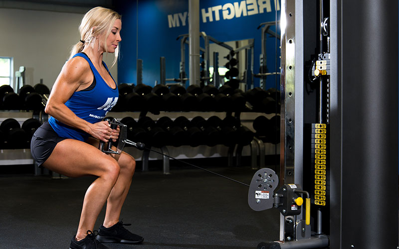 9 Important Things Women Gain from Strength Training: Better curves