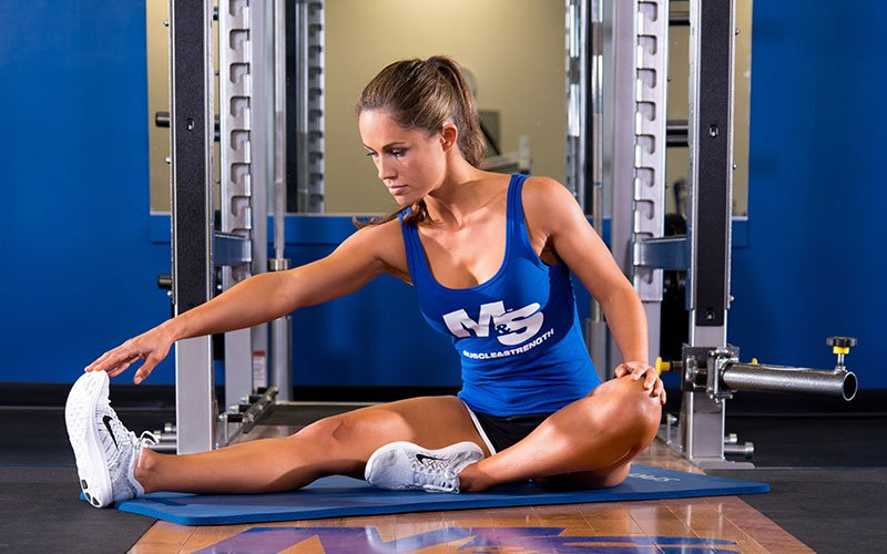 9 Important Things Women Gain from Strength Training: Better joint health