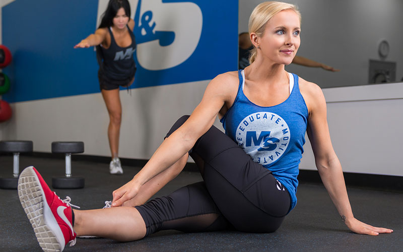 Flexibility and Training for Women