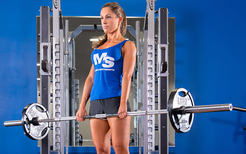 Women's Fitness: Try the big compound lifts