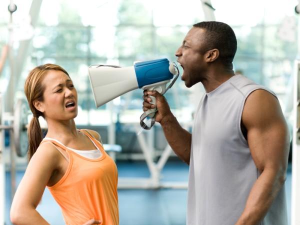 Yelling Trainer