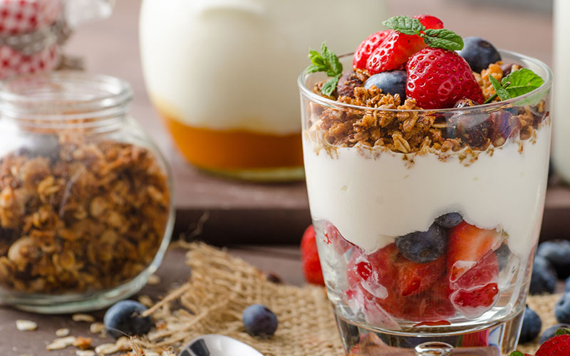 Yogurt Can Improve Gut Health