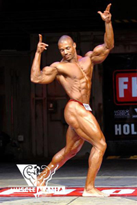Philip Ricardo Bodybuilder
