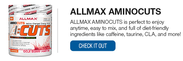 ALLMAX AMINOCUTS Shop Now!