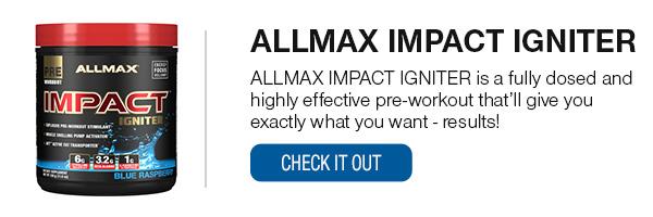 ALLMAX IMPACT shop now!