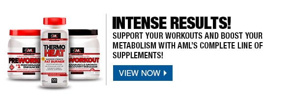 Complete Line of AML Products