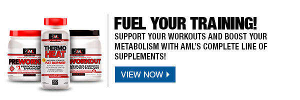 Full Line of AML Supplements