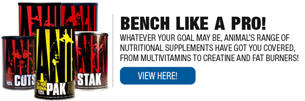 Complete Line of Universal and Animal Supplements!