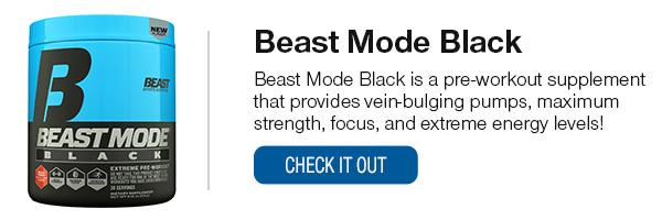 Beast Mode Black Shop Now!