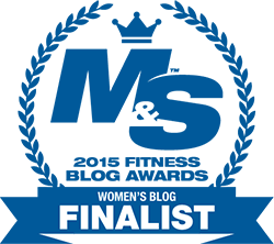 Best Womens Blog Finalist