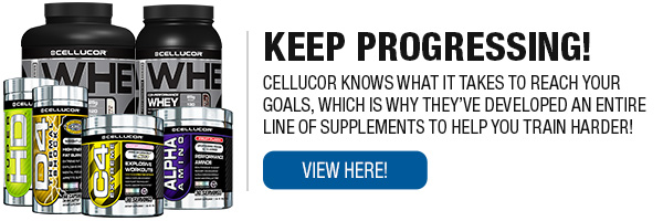 Complete Line of Supplements from Cellucor