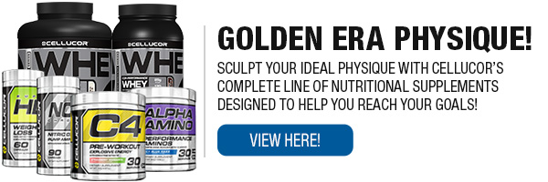 Cellucor Complete Line of Supplements