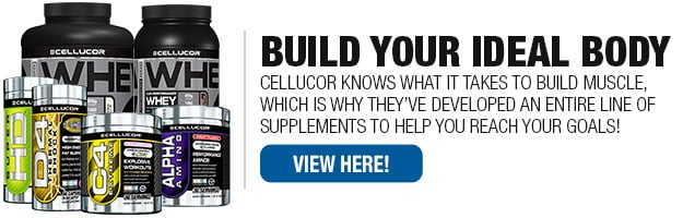 Cellucor Supplements