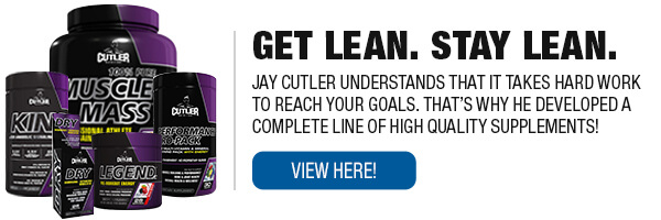 Complete Line of Cutler Nutrition Supplements