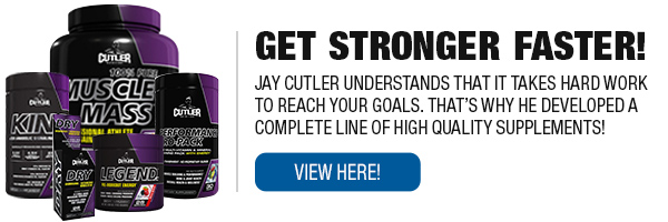 Complete Line of Supplements from Cutler Nutrition