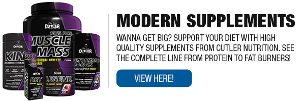 Cutler Supplements