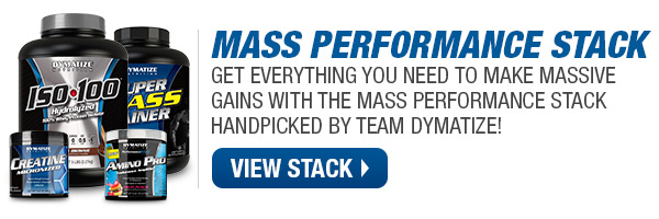 View the Dymatize MPP Stack