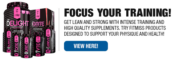 Full Line of Fitmiss Supplements