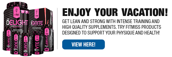 Complete Line of Fitmiss Supplements
