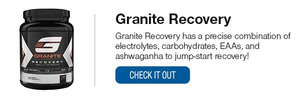 Granite Recovery Shop Now!