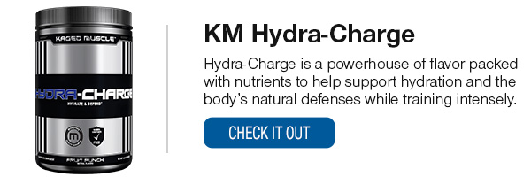 Kaged Muscle Hydra-Charge Shop Now!