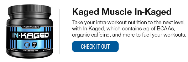 Kaged Muscle In-Kaged Shop Now