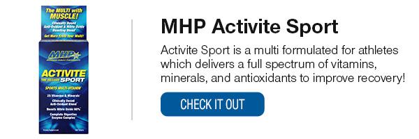 MHP Activite Sport Shop Now!