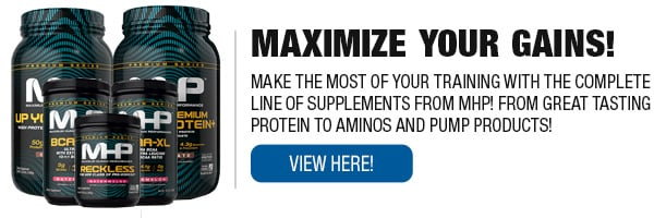 Complete Line of MHP Supplements