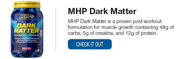 MHP Dark Matter Shop Now!