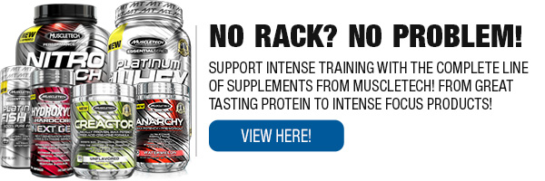 Complete Line of MuscleTech Products