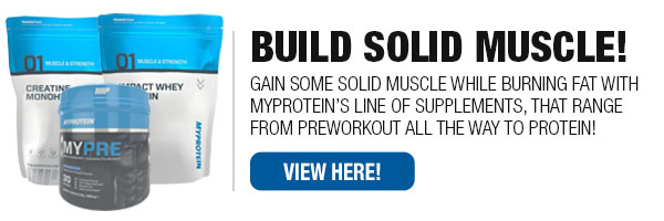 Myprotein Supplements