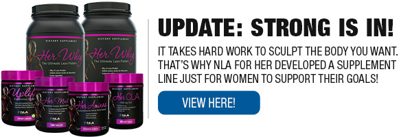NLA for Her Supplements for Women