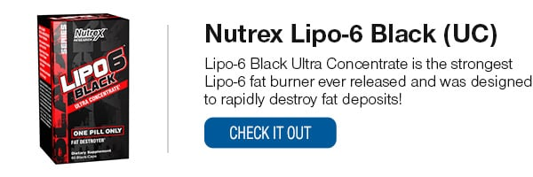 Nutrex Lipo-6 Black Ultra Concentrate Shop Now!