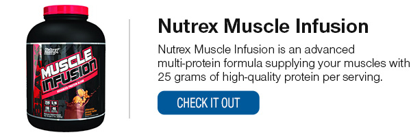 Nutrex Muscle Infusion Shop Now!
