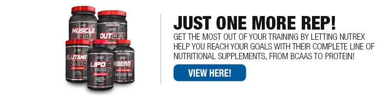 Nutrex Supplements