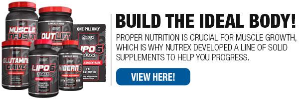 Nutrex Supplements