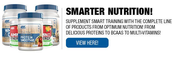 Complete Line of ON Supplements