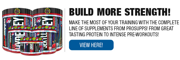 Complete Line of Prosupp Supplements