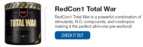 RedCon1 Total War Shop Now!