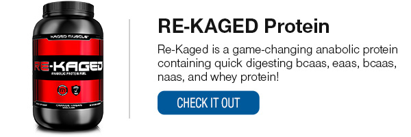 Kaged Muscle REKAGED Shop Now!