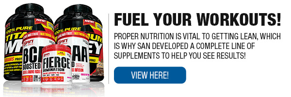 Complete Line of SAN Supplements