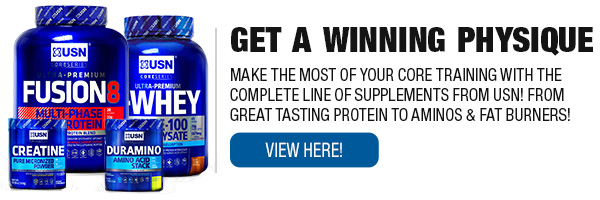 Complete Line of USN Supplements