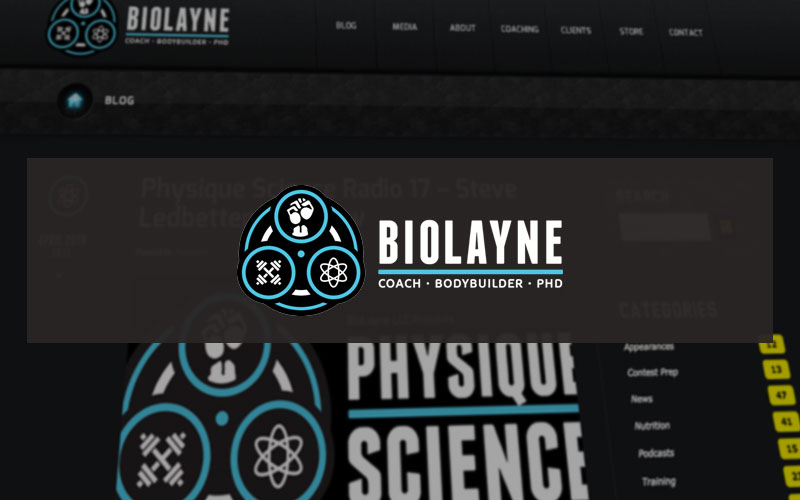 bodybuilding blog Biolayne
