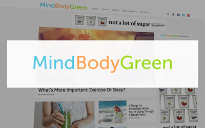 health blog  Mind Body Green
