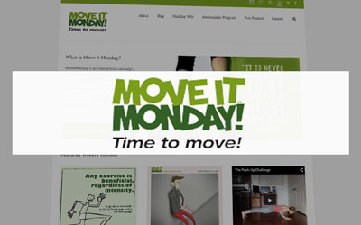 motivational blog Move It Monday!