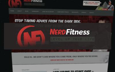 motivational blog Nerd Fitness